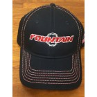 Fountain Dark Navy Adjustable Hat