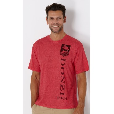 Donzi Vertical Integration T-Shirt - Red