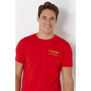 Donzi 50th Anniversary T-Shirt - Red