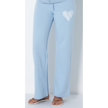Fountain Bella Ladies Sweatpant Light Blue