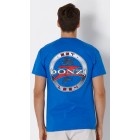 Donzi Royal Blue Logo Tee