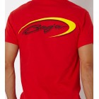 2013 Baja  Logo T-Shirt Red