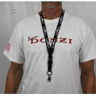 Donzi Landyard in Black