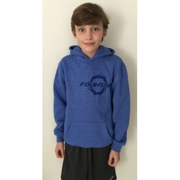 Fountain Royal Blue  Kids Sweatshirt