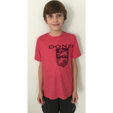 Donzi Red Kids T-Shirt