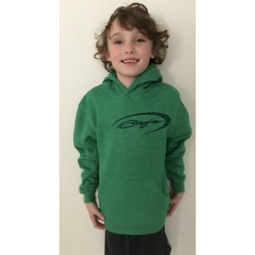 Baja Kelly Green Kids Sweatshirt