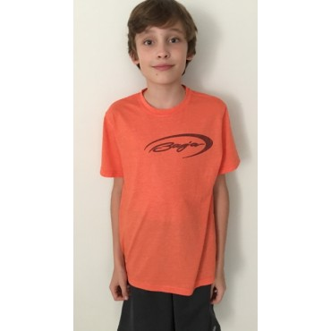 Baja Orange Kids T-Shirt
