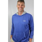 Fountain Men's Royal Blue Lightweight Hoodie