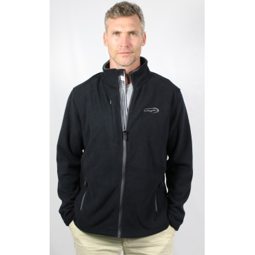 Baja Men's Charcoal Alpine Fleece