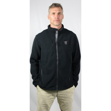 Donzi Mens Charcoal Alpine Fleece