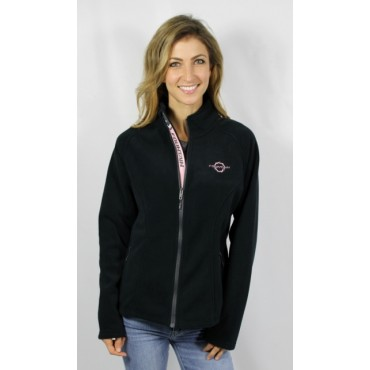Fountain  Ladies Charcoal  Alpine  Fleece