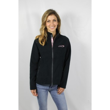 Baja Ladies Charcoal Alpine Fleece