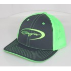Baja Graphite/Neon Green Flex Fit Hat