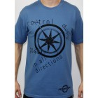 Fountain Compass T-Shirt