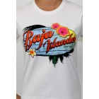 Baja Ladies White Islander T-Shirt
