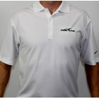 Proline Nike DriFit Polo in White
