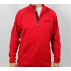 Limited Edition :Baja Red Thermal Pullover