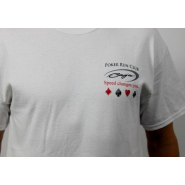 Baja Poker Run Club T-Shirt