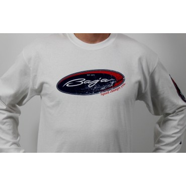 Baja Patriotic Long Sleeve-T