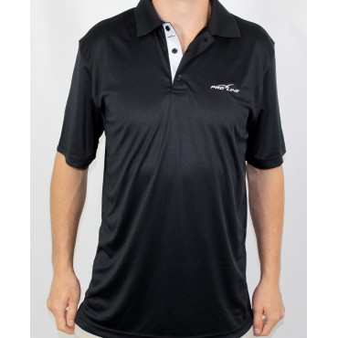 Proline Men's Black Limited Edition Polo