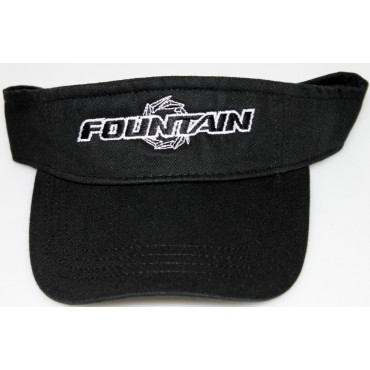 Fountain  Black Visor