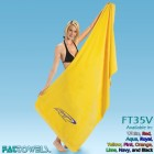 Baja Fat Kingsized Towel (FT35V) - READ DESCRIPTION - CUSTOM MADE (APPROXIMATELY 10 DAYS TO SHIP). RUSH ORDERS NOT AVAILABLE. FINAL SALE - NO RETURNS OR EXCHANGES