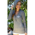 Fountain Ladies Heather Hoodie