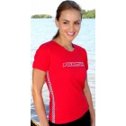 Fountain Red Crystal Race T-Shirt