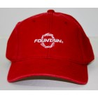 Fountain Red Flexfit Hat