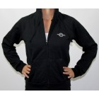 Fountain Ladies Black Bella Hooded Sweatshirt