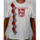 Donzi Premium Dress T-Shirt - Off White