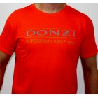 Donzi Men's Orange Superiority T-Shirt