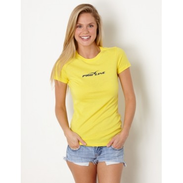 Proline Bright Yellow Tee