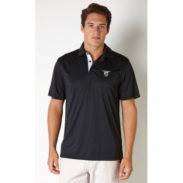 Donzi Men's Black Limited Edition Polo