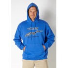 Team Baja Royal Blue Hooded Sweatshirt