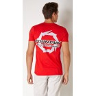 Fountain Red Logo T-Shirt