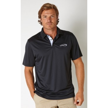 Baja Men's Black Limited Edition Polo