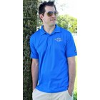 SALE  SALE!!    Fountain Men's Electric Blue Polo