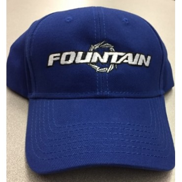 Fountain Royal Blue Hat