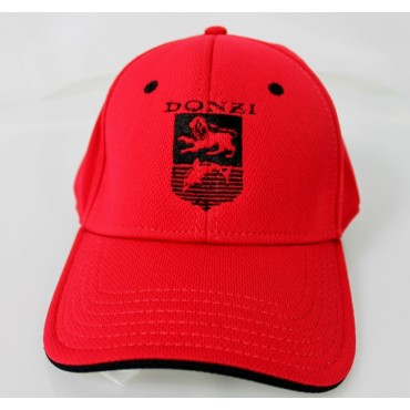Donzi Red Flex Fit Hat